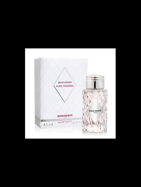 Дамски парфюми Boucheron Boucheron  Place Vendome Eau de Toilette Miniature  4.5 ml за жени 3.99 Place Vendome- парфюм с флорал