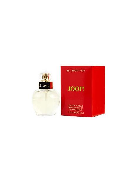 Дамски парфюми Joop Joop All About Eve Eau de Parfum 40 ml за жени 46.5 All About Eveе женствен парфюм, с ориенталски аромат.