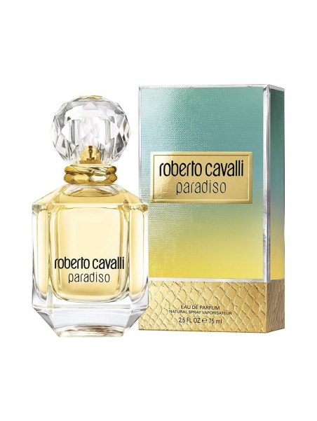 Roberto Cavalli Paradiso Eau de Parfum 75 ml за жени Roberto Cavalli - 1