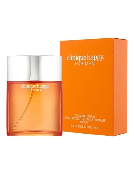 Мъжки парфюми Clinique Clinique Happy for Men Eau de Toilette 100 ml за мъже 64.8 Happy for Men - мъжки парфюм, с цитрусов арома