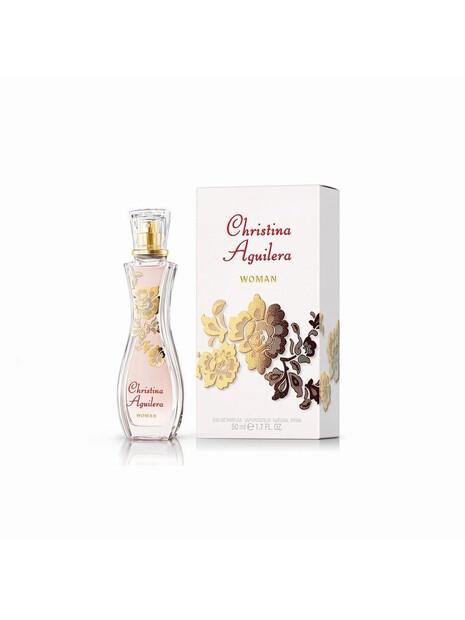 Дамски парфюми Christina Aguilera Christina Aguilera Woman Eau de Parfum 50 ml за жени 20.25 Womanе парфюм, олицетворение на ис