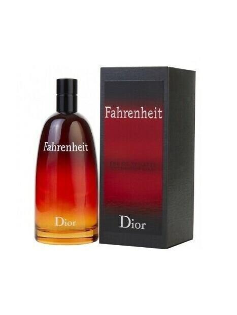Мъжки парфюми Christian Dior Christian Dior Fahrenheit Eau de Toilette 50 ml за мъже 108.75 Fahrenheit ецветно-дървесно-мускусе