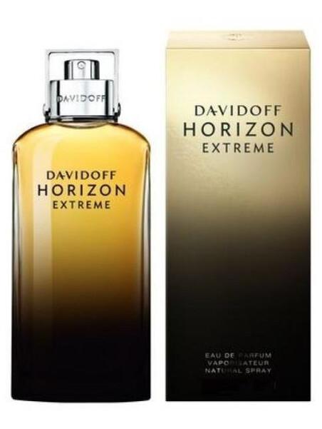 Мъжки парфюми Davidoff Davidoff Horizon Extreme Eau de Parfum за мъже 75 ml 32.25 Horizon Extreme - дървесен аромат на кехлибар
