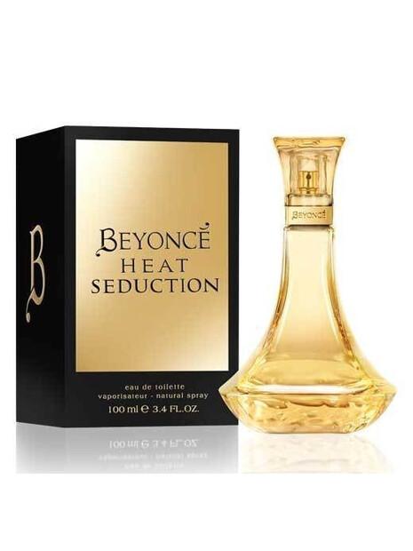 Beyonce Heat Seduction Eau de Toilette 100 ml за жени Beyonce - 1