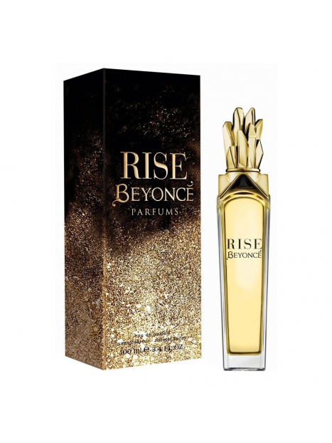 Дамски парфюми Beyonce Beyonce Rise Eau de Parfum 100 ml за жени 23.25 Riseе опияняващ и пристрастяващ парфюм. Цветен букет от