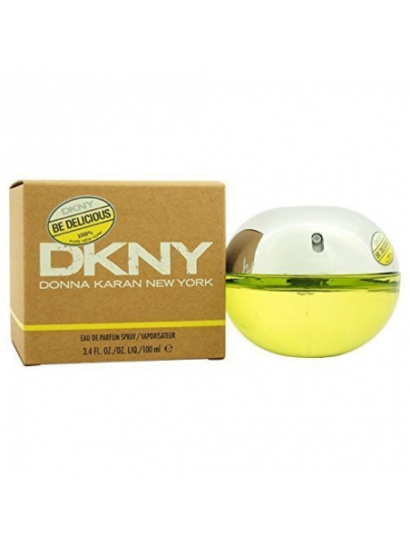 DKNY Donna Karan Be Delicious Eau de Parfum 100 ml за жени DKNY 87 1Дамски парфюми
