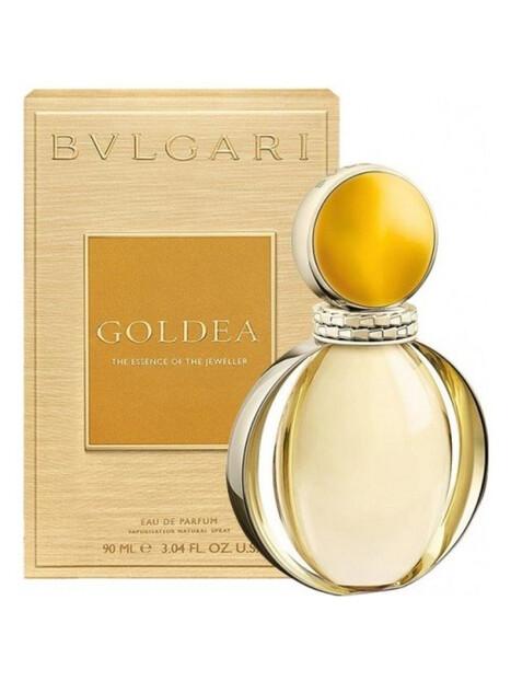 Дамски парфюми Bvlgari Bvlgari Goldea Eau de Parfum за жени 90 ml 91.5 Goldea е златен, чувствен с ориенталски привкус. Композиц