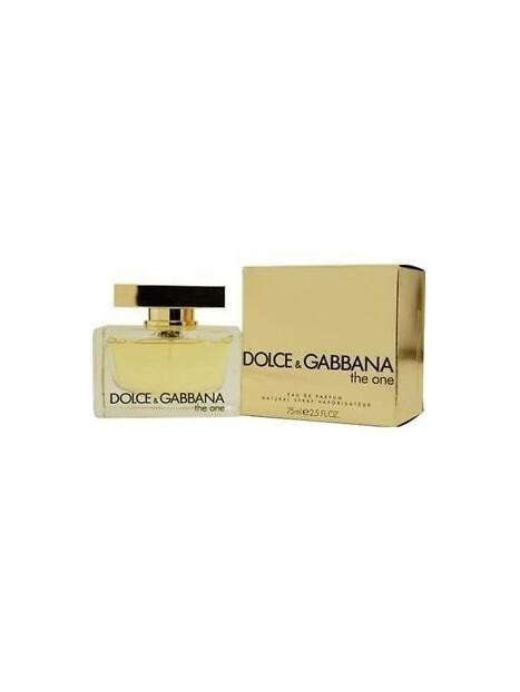 Дамски парфюми Dolce&Gabbana Dolce&Gabbana The One Eau de Parfum за жени 75 ml 100.500001 The Oneе специален и съблазнителен па