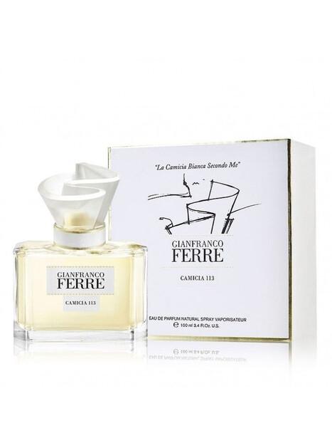 Дамски парфюми Gianfranco Ferre Gianfranco Ferre Camicia 113 Eau de Parfum 100 ml за жени 40.5 Camicia 113притежава изискан ар