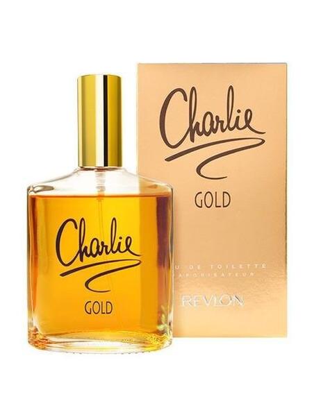 Дамски парфюми Revlon Revlon Charlie Gold Eau de Toilette 100 ml за жени 8.175 Charlie Goldе с цветно-ориенталски аромат. Акор