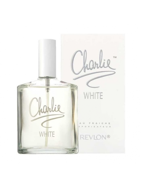 Дамски парфюми Revlon Revlon Charlie White Eau de Toilette 100 ml за жени 8.175 Charlie White- парфюм със свежи зелени нотки и
