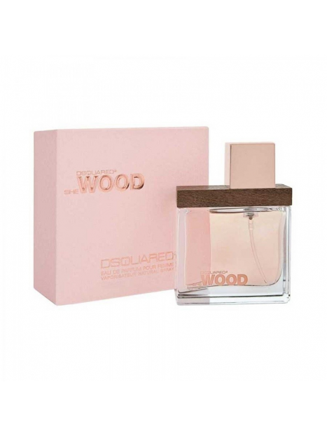 Dsquared2 She Wood Eau de Parfum 100 ml за жени Dsquared2 88.000001 1Дамски парфюми