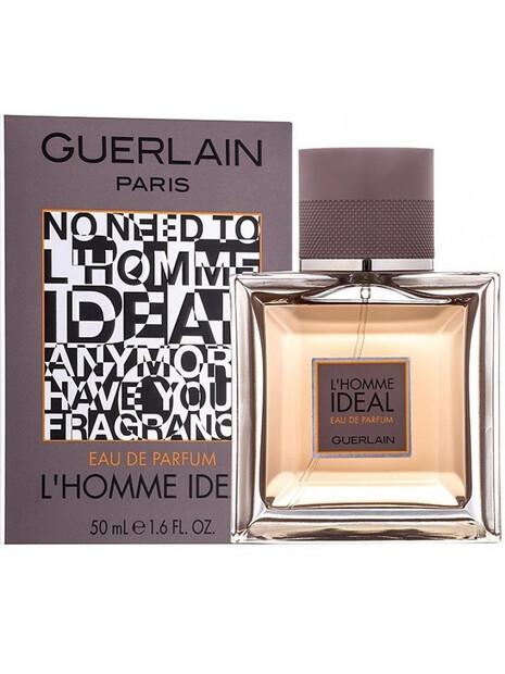 Мъжки парфюми Guerlain Guerlain L'Homme Ideal Eau de Parfum за мъже 50 ml 74.250001 L´Homme Ideal- мъжествен, луксозен, тайнств