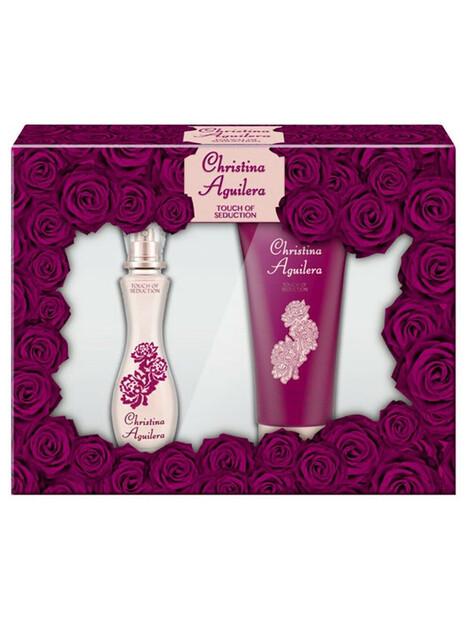 Christina Aguilera Touch of Seduction EDP 30 ml + SG 50 ml Gift Set за жени Christina Aguilera - 1