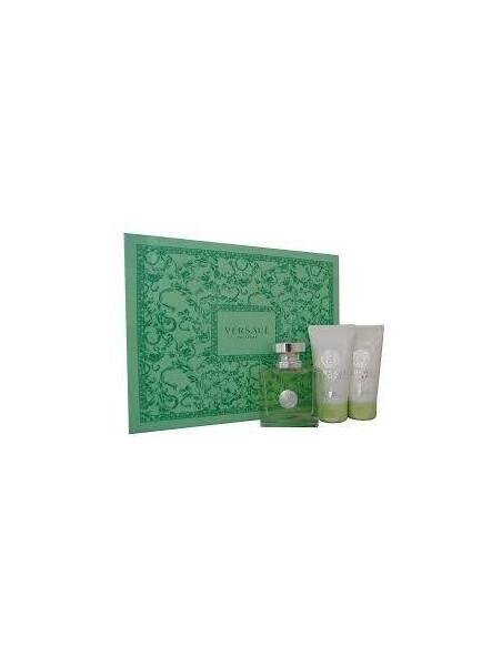 Versace Versense EDT 50 ml + SG 50 ml + BL 50ml Gift Set за жени Versace 89 1Дамски комплекти