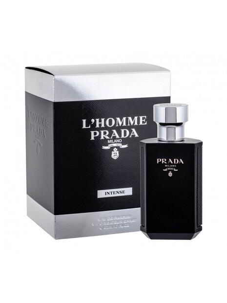 Мъжки парфюми Prada Prada L'Homme Intense Eau de Parfum 50 ml за мъже 74.250001 L´Homme Intense- интензивен парфюм, с ориенталс