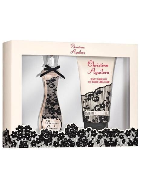 Christina Aguilera Christina Aguilera Gift Set EDP 30 ml + SG 150 ml Christina Aguilera 30 1Дамски комплекти