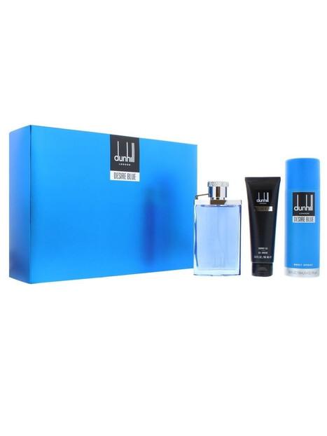 Dunhill Desire Blue SET Eau de Toilette 100 ml + Deospray 195 ml + Shower Gel 90 ml за мъже Dunhill 57.75 1Мъжки комплекти