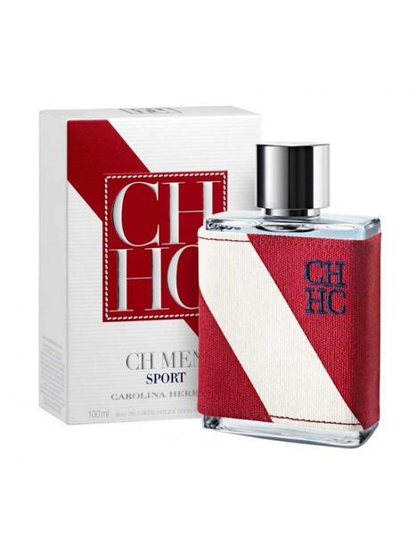 Мъжки парфюми Carolina Herrera Carolina Herrera CH Sport Eau de Toilette 100 ml за мъже 65.25 CH Sport- парфюм с ориенталско-пи