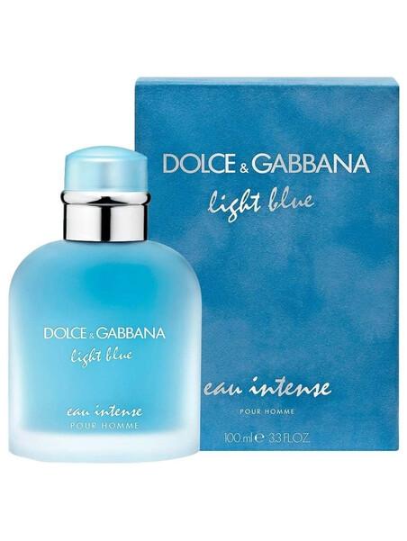 Dolce&Gabbana Light Blue Eau Intense Pour Homme Eau de Parfum 100 ml за мъже Dolce&Gabbana - 1