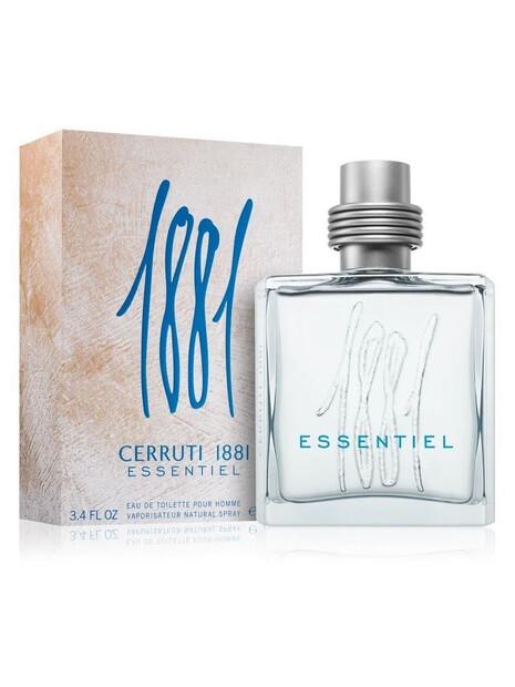 Мъжки парфюми Cerruti Cerruti 1881 Essentiel Eau de Toilette 100 ml за мъже 39 Essentiel- парфюм с дървесно-пикантен аромат. Из