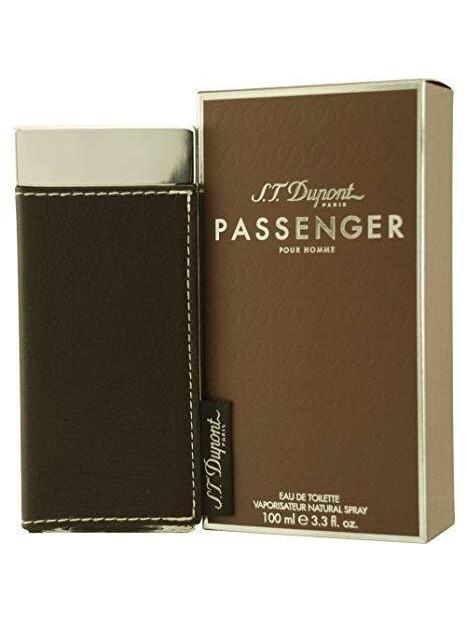 S.T. Dupont Passenger for Men Eau de Toilette 100 ml за мъже S.T. Dupont 39 1Мъжки парфюми