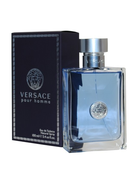 Мъжки парфюми Versace Versace Versace pour Homme Eau de Toilette 100 ml за мъже 89.25 Versace pour Hommeизлиза на пазара през 2