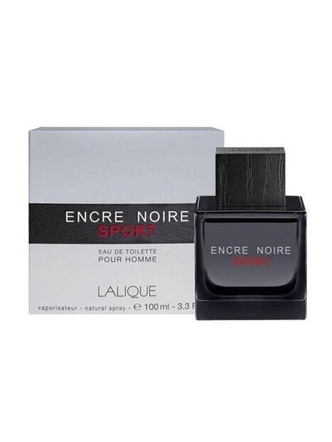Lalique Encre Noire pour Homme Sport Eau de Toilette 100 ml за мъже Lalique 43.4 1Мъжки парфюми