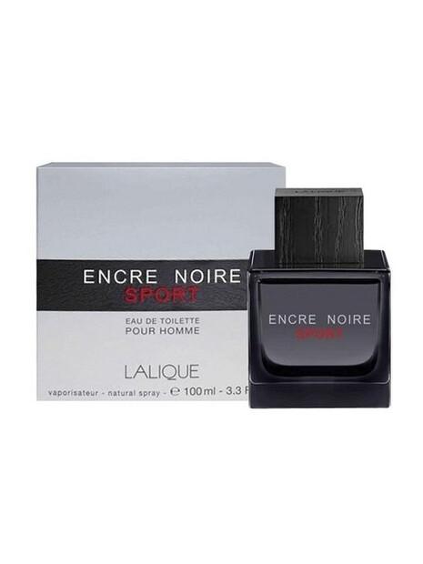 Lalique Encre Noire pour Homme Sport Eau de Toilette 100 ml за мъже Lalique - 1