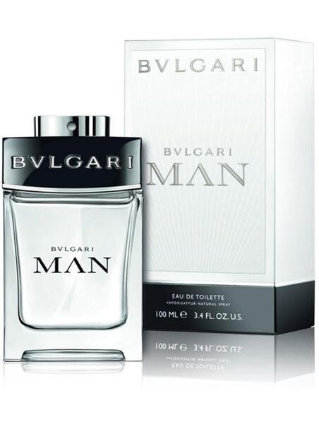 Bvlgari Bvlgari Man Eau de Toilette 100 ml за мъже Bvlgari - 1