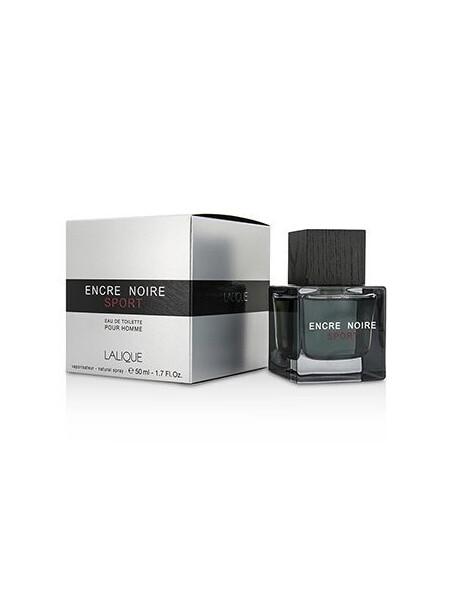 Lalique Encre Noire pour Homme Sport Eau de Toilette 50 ml за мъже Lalique - 1