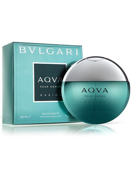 Bvlgari Aqva Pour Homme Marine Eau de Toilette 100 ml за мъже Bvlgari - 1