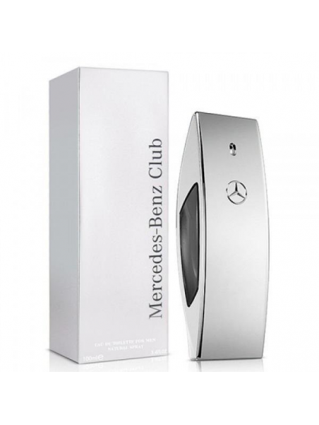 Mercedes Benz Club Eau de Toilette 100 ml за мъже Mercedes Benz - 1