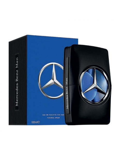Mercedes Benz Man Eau de Toilette 100 ml за мъже Mercedes Benz - 1