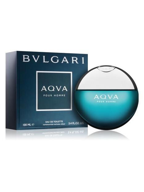 Мъжки парфюми Bvlgari Bvlgari Aqva Pour Homme Eau de Toilette 100 ml за мъже 84 Aqva Pour Hommeе свеж мъжки парфюм, с морски но