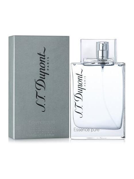 Мъжки парфюми S.T. Dupont S.T. Dupont Essence Pure Pour Homme Eau de Toilette 100 ml за мъже 38.25 Essence Pure Pour Hommeе мъж