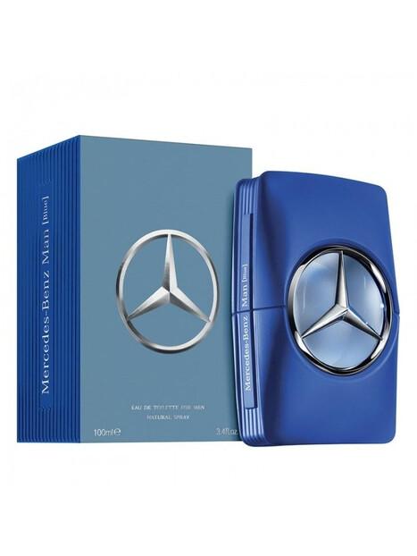Mercedes Benz Man Blue Eau de Toilette 100 ml за мъже Mercedes Benz 57 1Мъжки парфюми