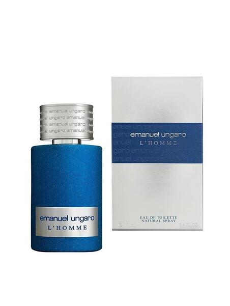 Emanuel Ungaro L'Homme Eau de Toilette 100 ml за мъже Emanuel Ungaro - 2