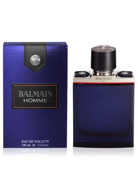 Мъжки парфюми Balmain Balmain Balmain Homme Eau de Toilette 100 ml за мъже 58.5 Balmain Homme -мъжки парфюм, съчетаващ класика