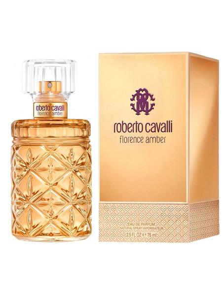 Roberto Cavalli Florence Amber Eau de Parfum  75 ml за жени Roberto Cavalli - 1