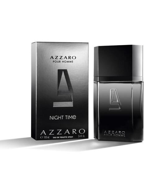 Azzaro Pour Homme Night Time Eau de Toilette 100ml за Мъже Azzaro 48.75 1Мъжки парфюми
