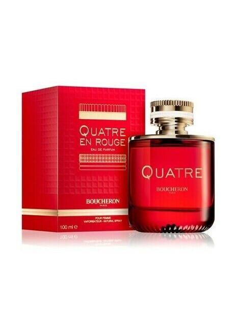 Boucheron Quatre en Rouge Eau de Parfum 100 ml за жени Boucheron 93 1Дамски парфюми