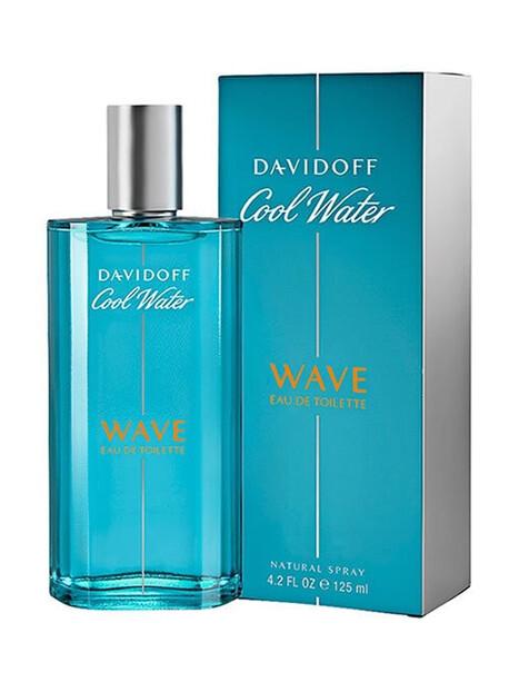 Davidoff Cool Water Wave for Men Eau de Toilette 125 ml за мъже Davidoff 34.5 1Мъжки парфюми