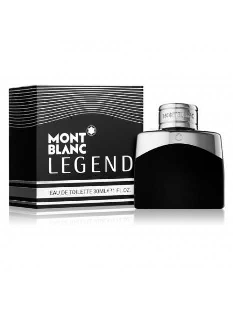 Montblanc Legend Eau de Toilette 30 ml за мъже Montblanc 30 1Мъжки парфюми