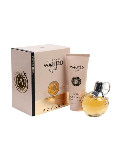 Azzaro Wanted Girl  Eau de Parfum 80 ml + BL 100 ml Gift set за жени Azzaro 87.75 1Дамски комплекти