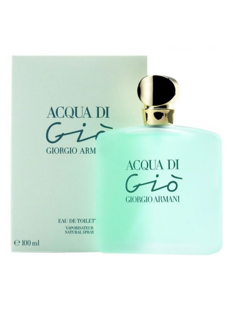 Giorgio Armani Acqua di Gio Woman Eau de Toilette 100 ml за жени Giorgio Armani 123.9 1Дамски парфюми