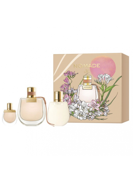 Chloe Nomade Eau de Parfum 75 ml за жени + BL 100 ml за жени + Eau de Parfum 5 ml за жени Chloe 111.75 2Дамски комплекти