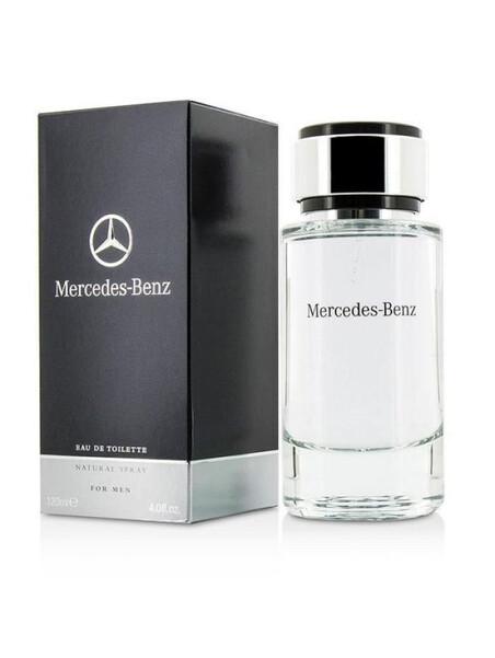 Mercedes Benz  Mercedes Benz For Men Eau de Toilette 120 ml за мъже Mercedes Benz - 1