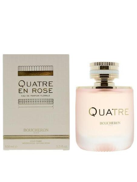 Boucheron Quatre en Rose Eau de Parfum 100 ml за жени Boucheron 87.000001 1Дамски парфюми