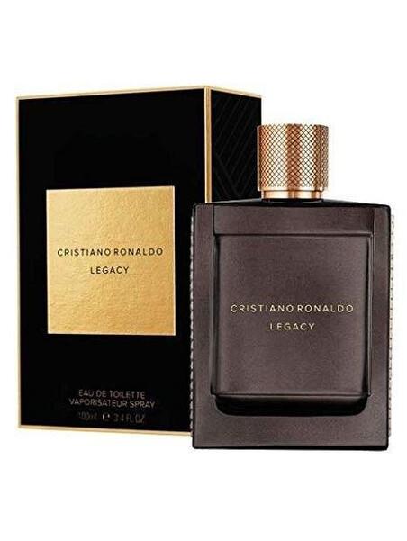 Cristiano Ronaldo  Legacy Eau de Toilette  50 ml за мъже Cristiano Ronaldo 33 1Мъжки парфюми